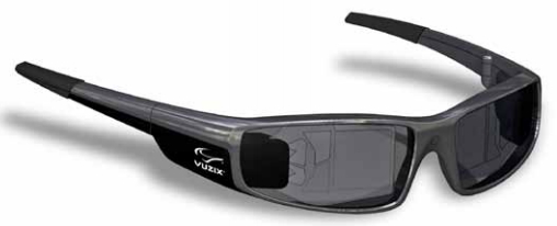 Eyeglass Frames Little Rock Ar : What it Looks Like Through Vuzixs New Augmented Reality ...