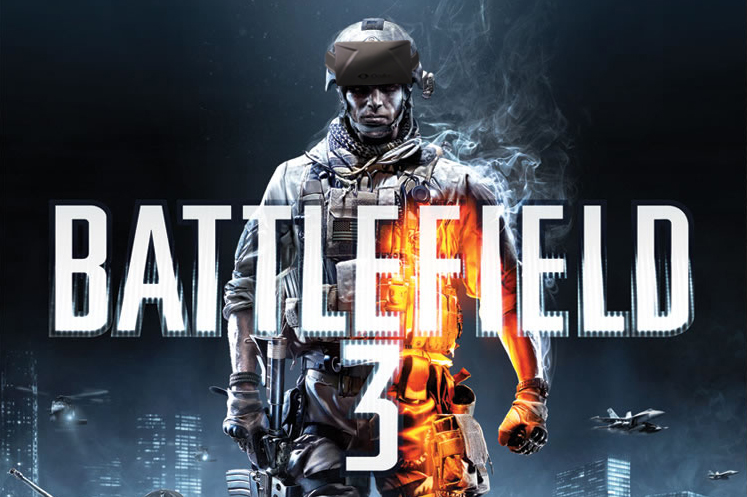 battlefield 3 oculus rift support