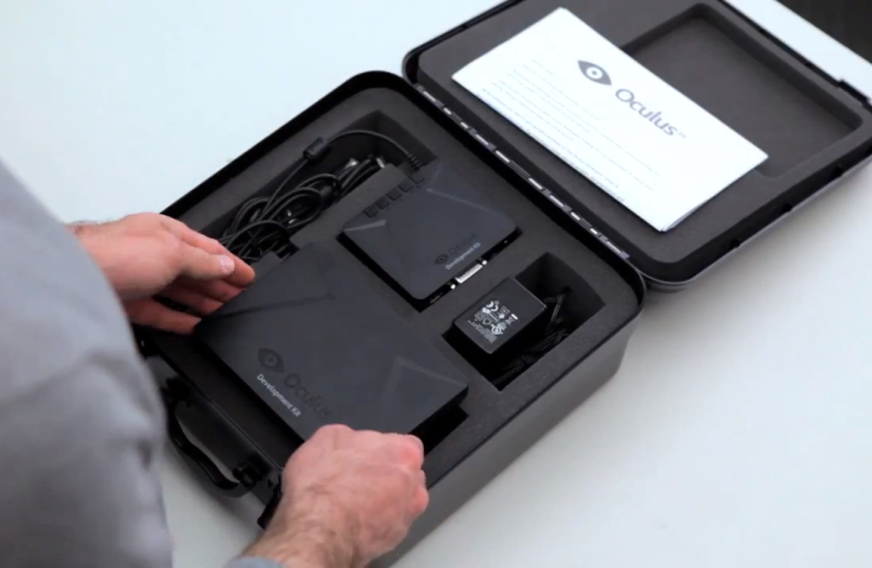 5e029c2d9f4c oculus rift unboxing. The hotly anticipated Oculus Rift developer kit ...