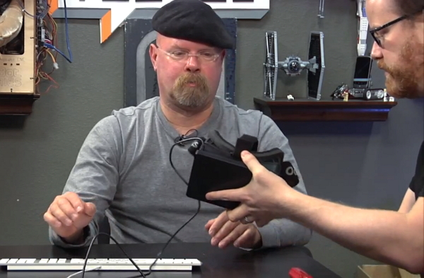 Mythbusters Jamie Hyneman Launches Indiegogo To Build Vr Shoes That