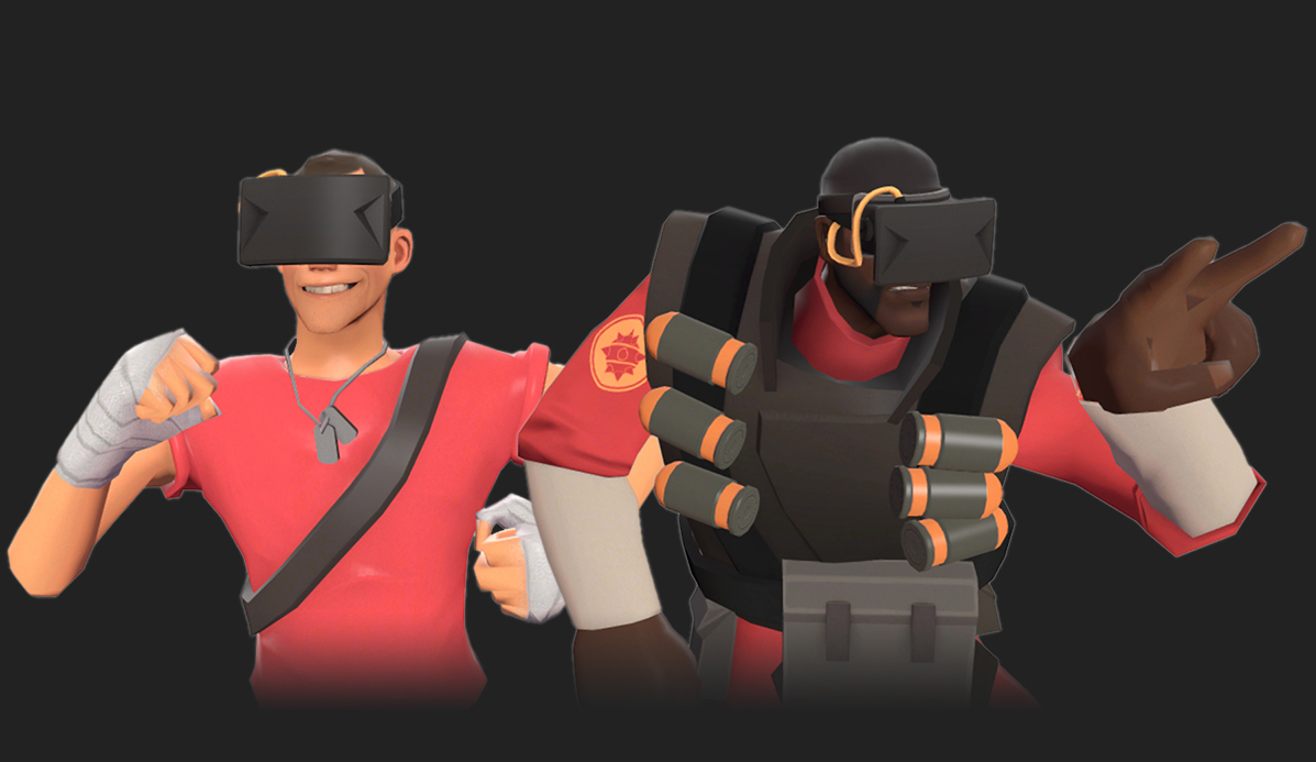 how to redeem the oculus rift tf2 hat tf2vrh road to vr