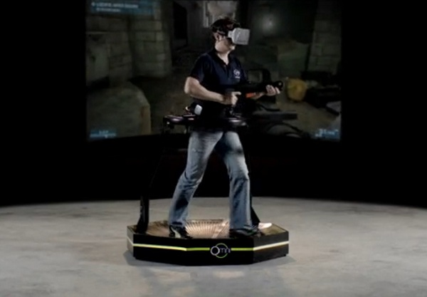 virtuix and sixense to show the ultimate vr experience at pax prime