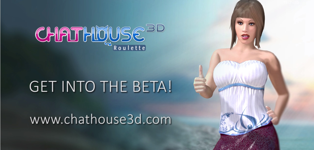 chat house 3d