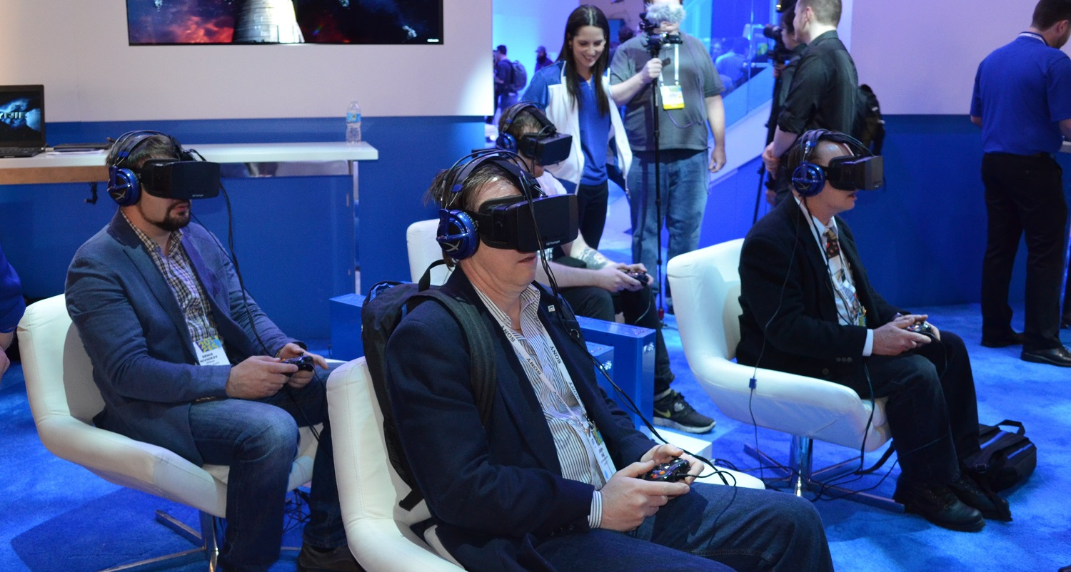 5b2010469692 CES 2014  Oculus VR and Eve Valkyrie Have Intel s Attention – Road to VR