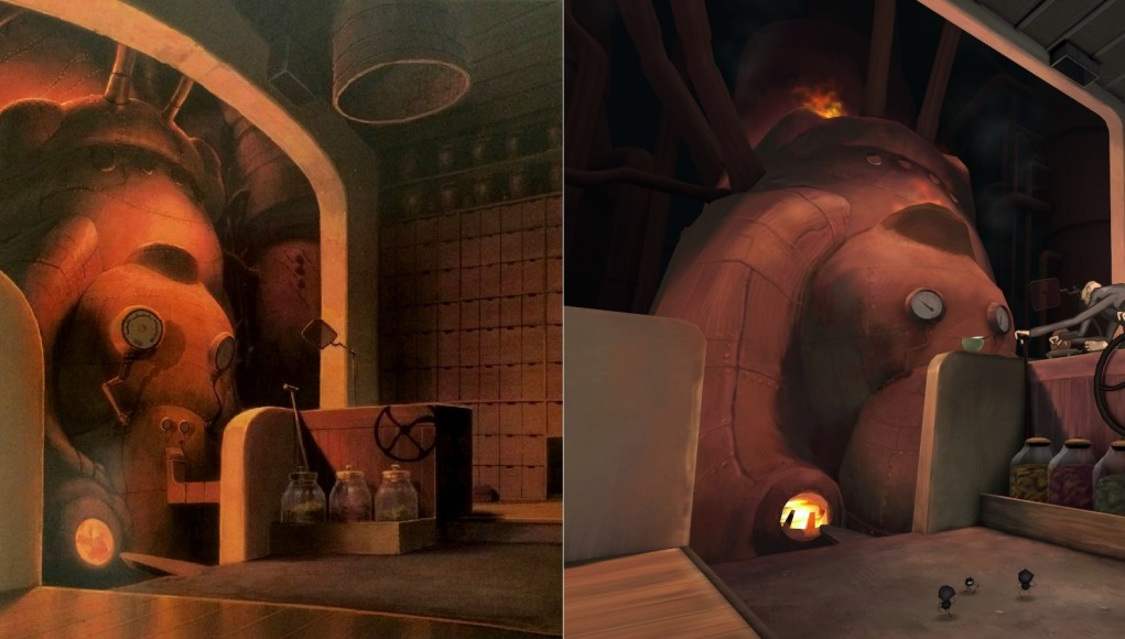 Pittom Pivots Developer Of Spirited Away And Totoro Vr Aims To Explore Cg Vr Filmmaking