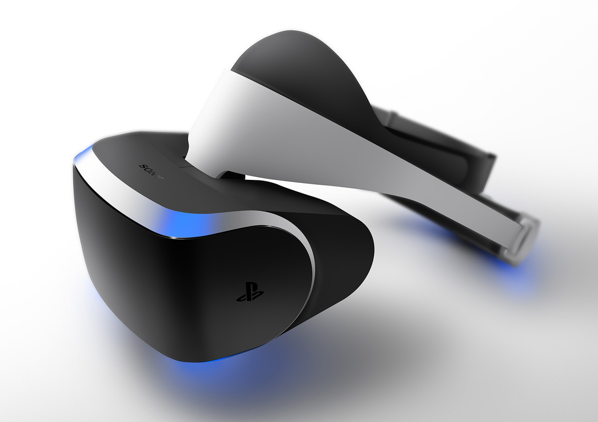 73edf03025ce GDC 2014  Sony Announce  Project Morpheus  PS4 VR Headset – Breaking ...