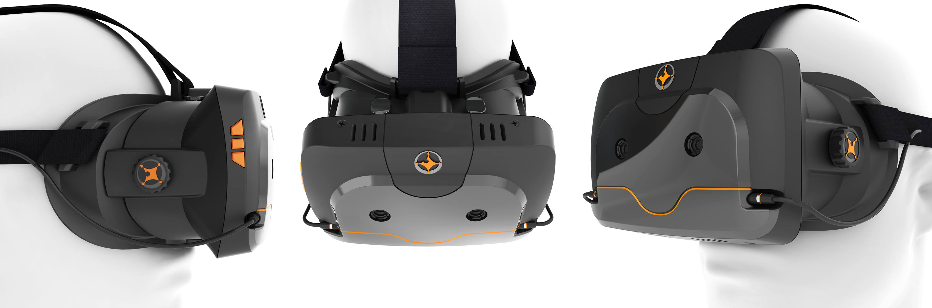1ec292cecad7 True Player Gear CEO Shares Details on  Totem  Oculus Rift Competitor