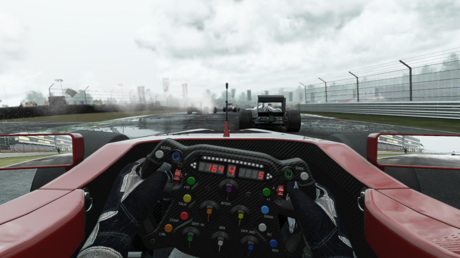 Project Cars Announces Sony Morpheus VR Headset Support