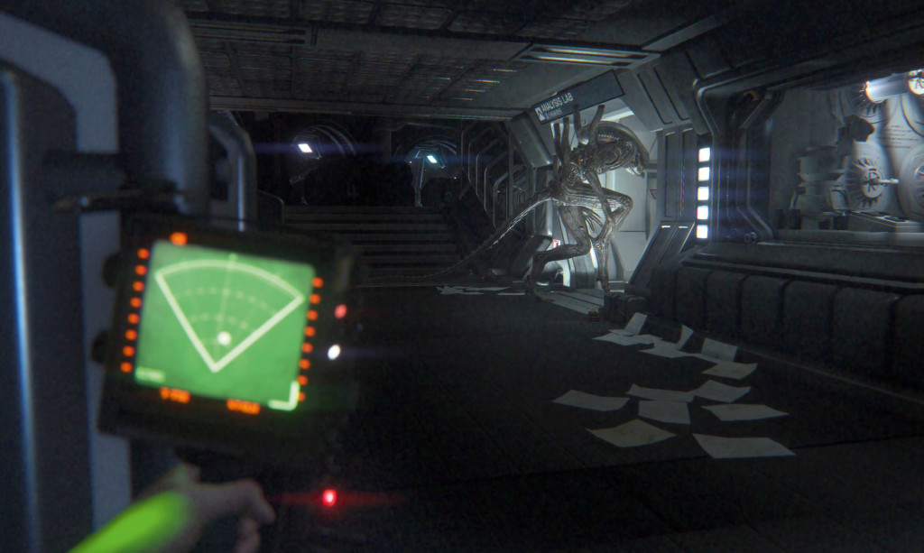 Image result for Alien: Isolation vr
