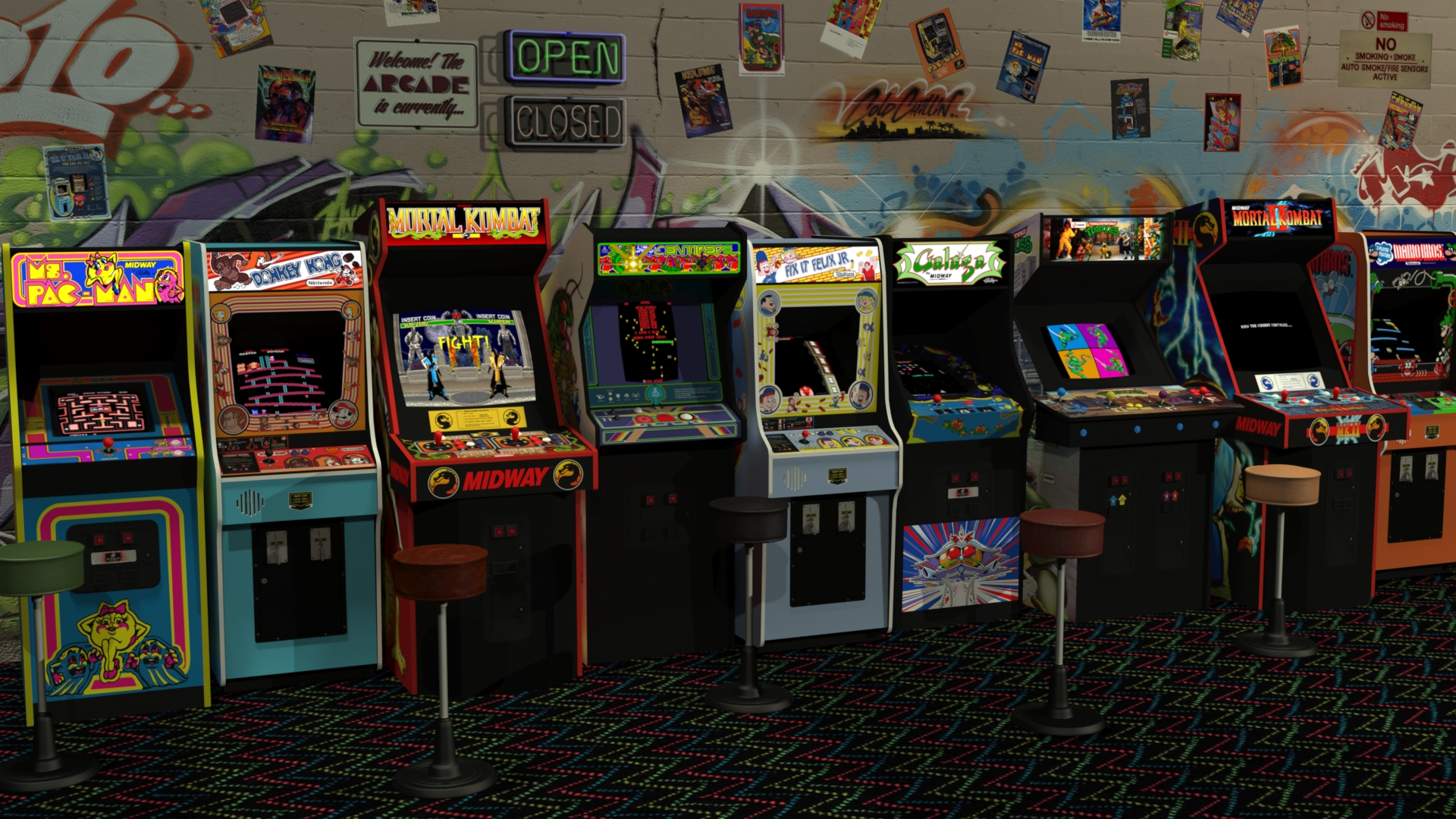 Memorift Brings Retro Arcade Memories Life Virtual Reality