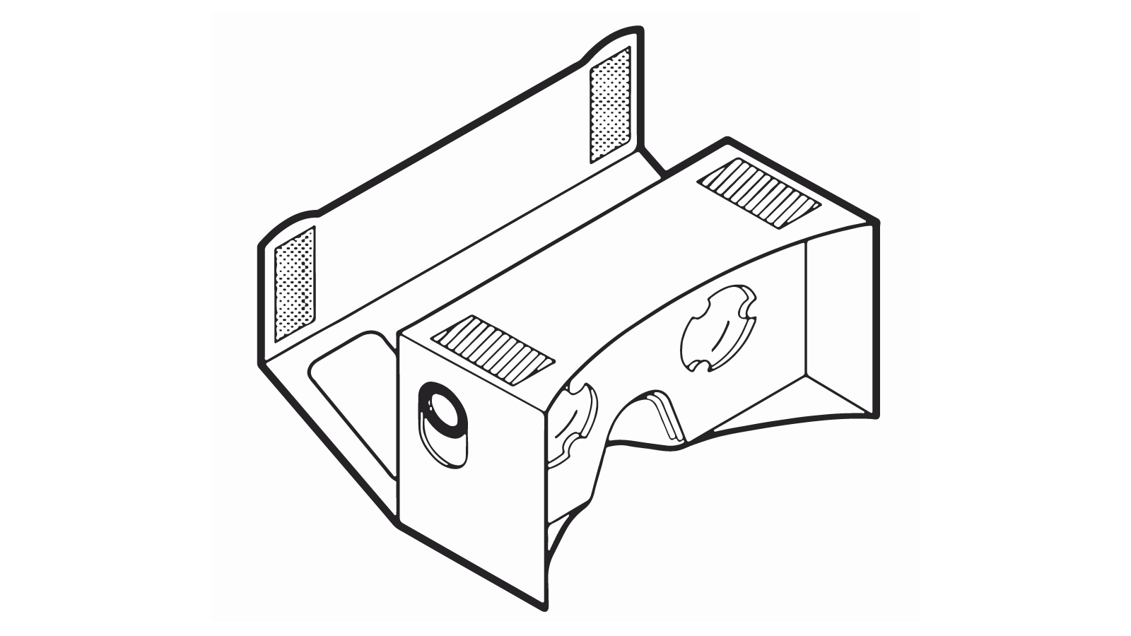 google cardboard is a placeholder 6 000 kits and 50 000 app