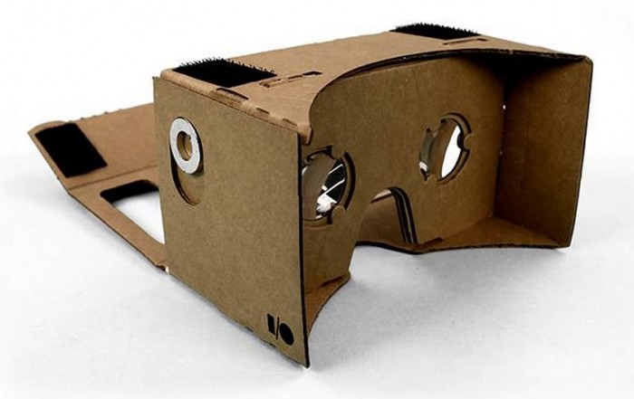google cardboard street view virtual reality