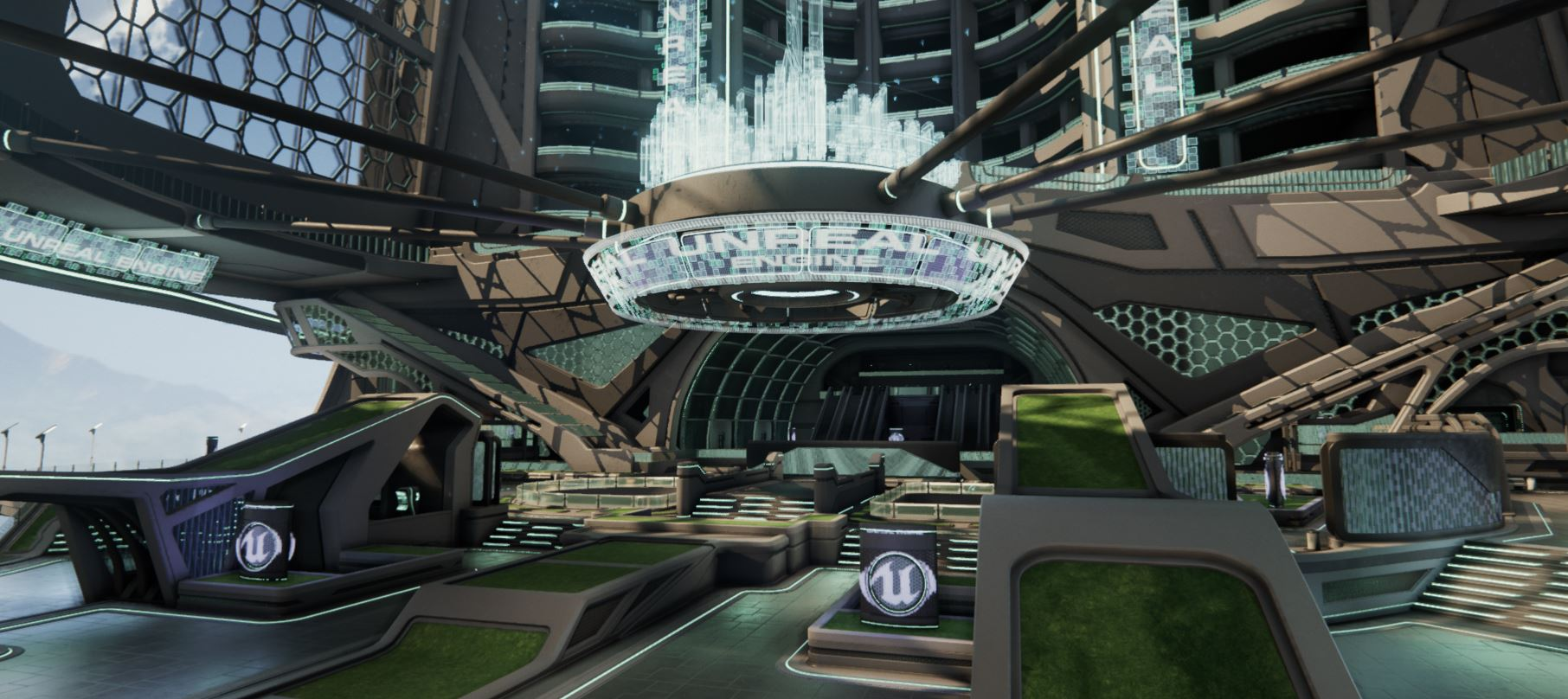 Download 13 Beautiful Unreal Engine 4 Demos for the Oculus Rift DK2