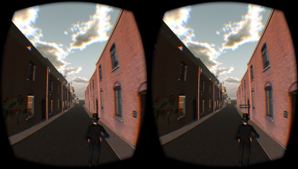 Second Life Now Has Official Oculus Rift DK2 Support – Road to VR