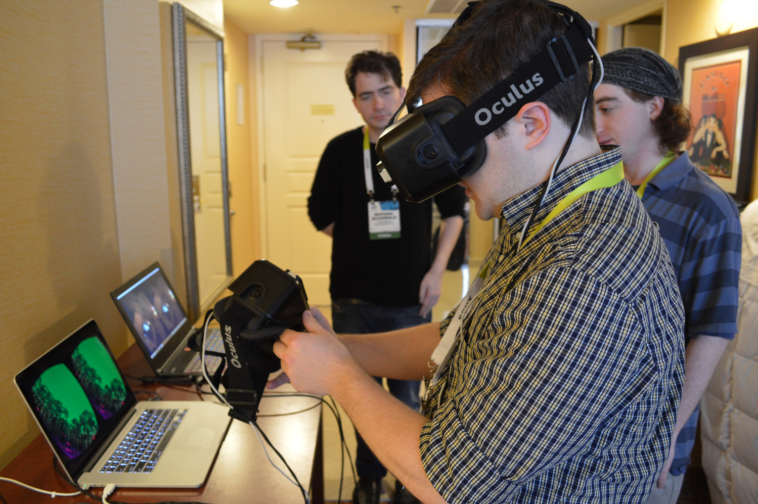 CES 2015: Leap Motion Co-Founders Talk 'Dragonfly' Made-for-VR Motion Input Camera