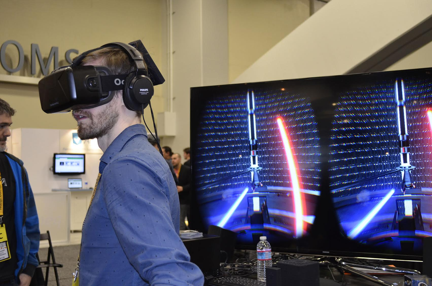 Sixense's Danny Woodall on Porting 'Jedi Training' STEM Demo to