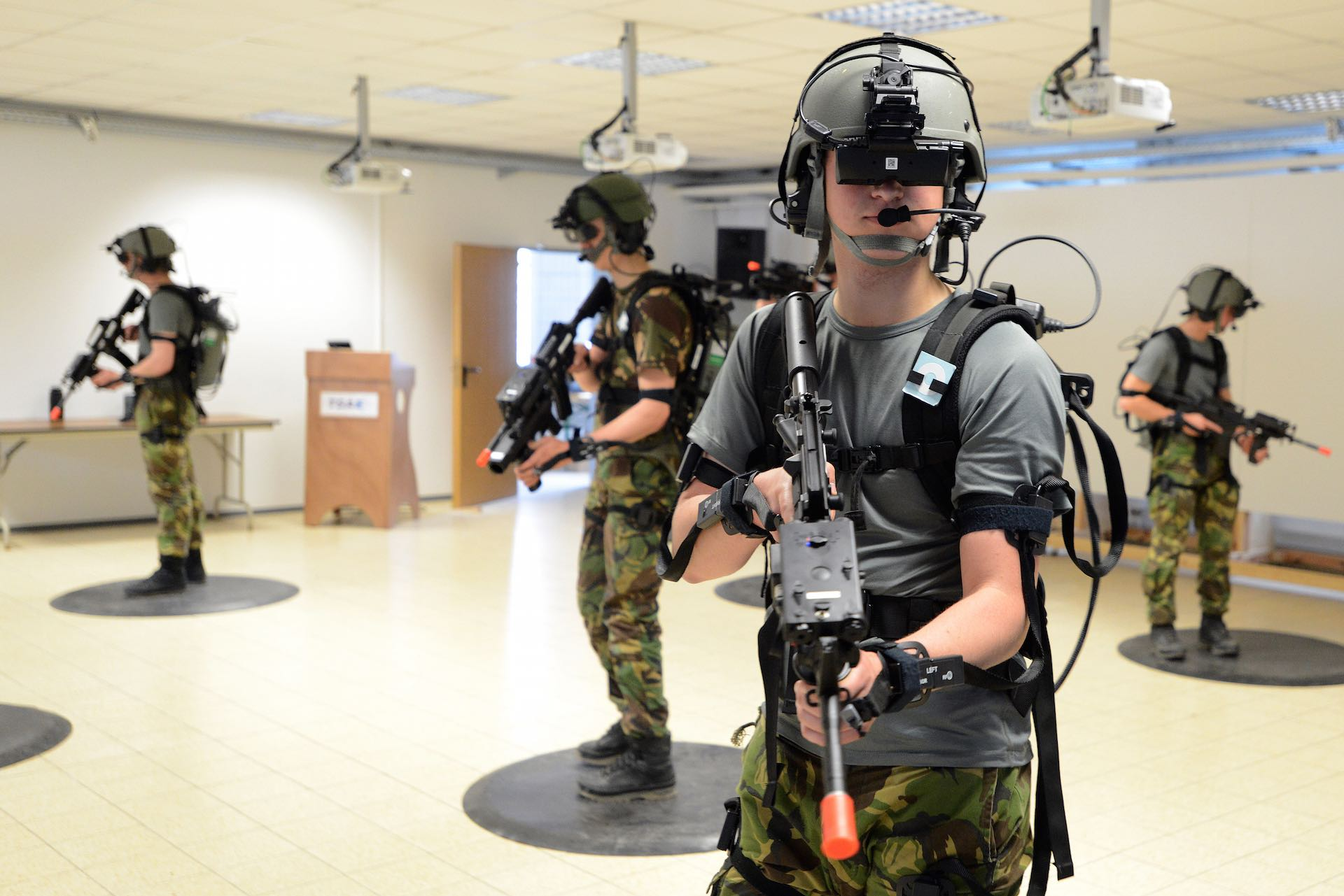 The Gulf Between High End Military VR and Consumer VR is Rapidly Shrinking – Road to VR