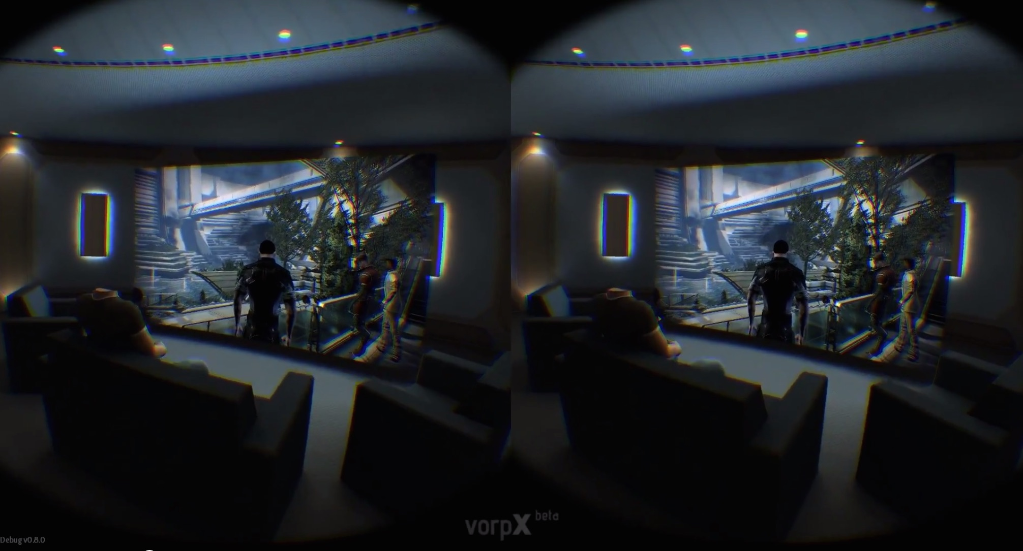 Vorpx S New Virtual Cinema Lets You Play Non Vr Games On A