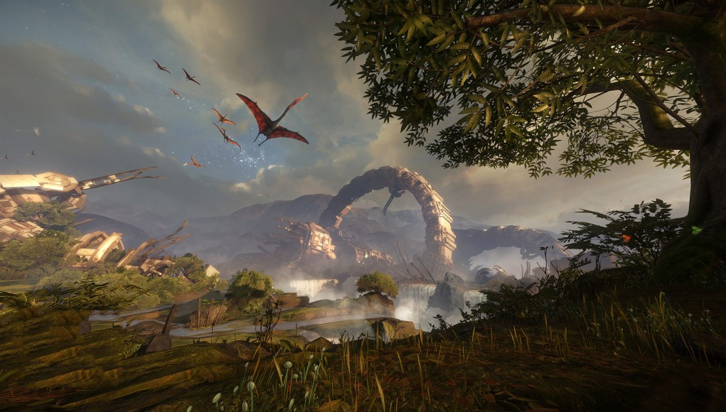 Crytek Announce 'Robinson: The Journey' is Now a PlayStation VR