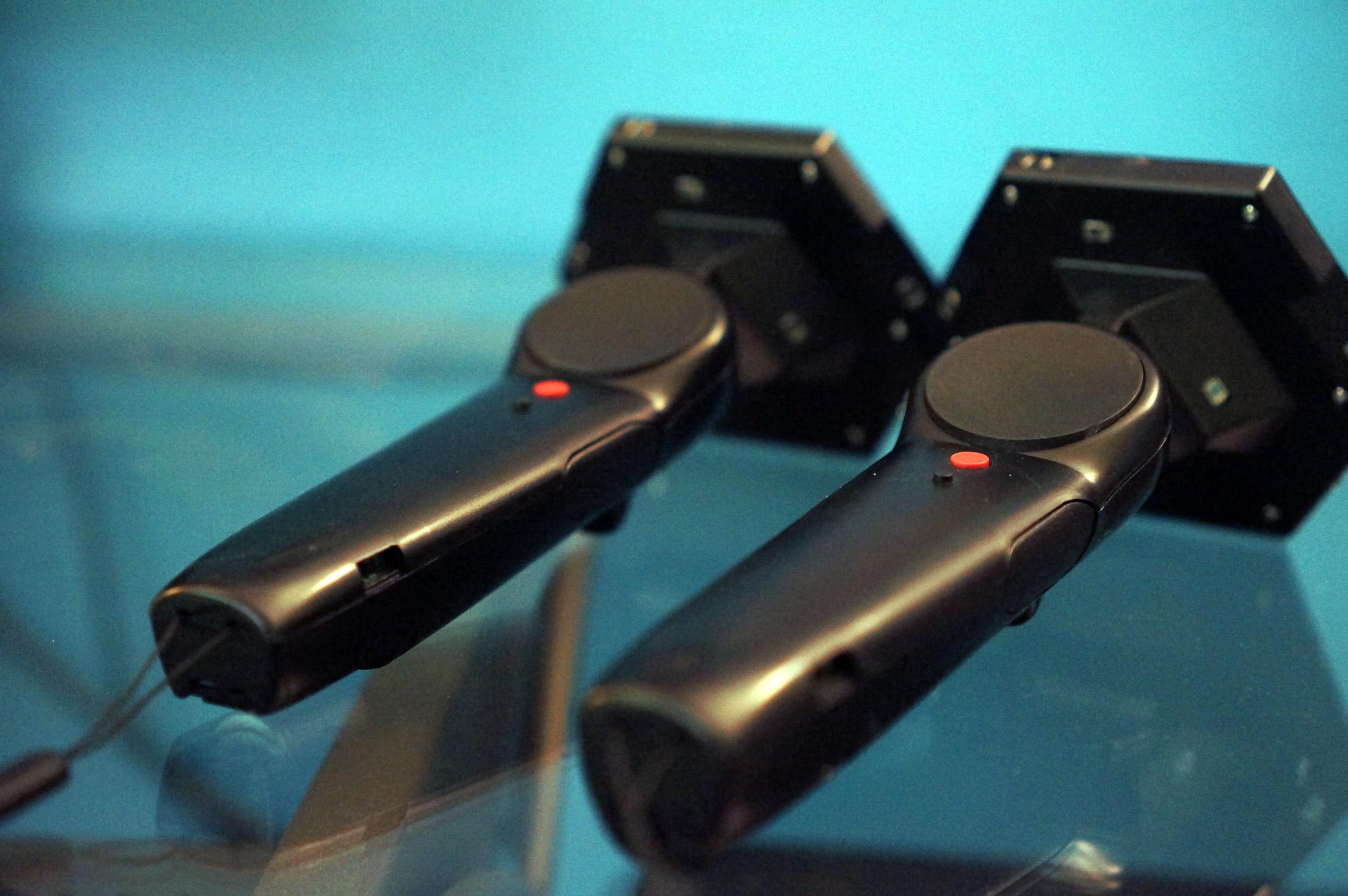 The Developer Edition wireless controllers