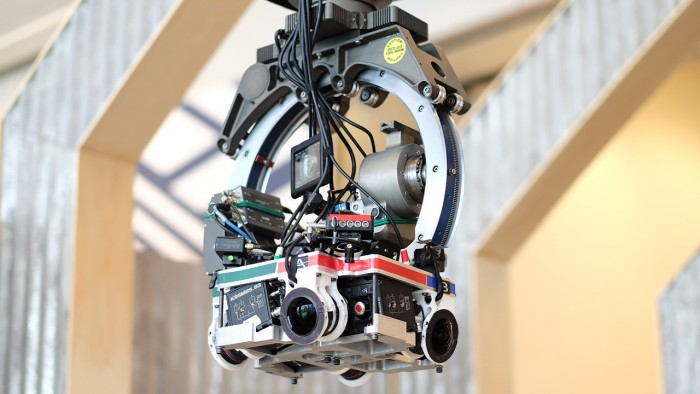 the mill camera rig 360 degree video