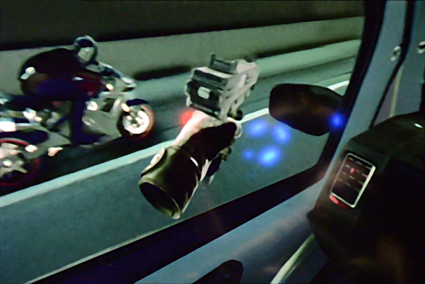 8a482ec1a68c Video Hands-on   The London Heist – Getaway  on Sony Morpheus – Road ...