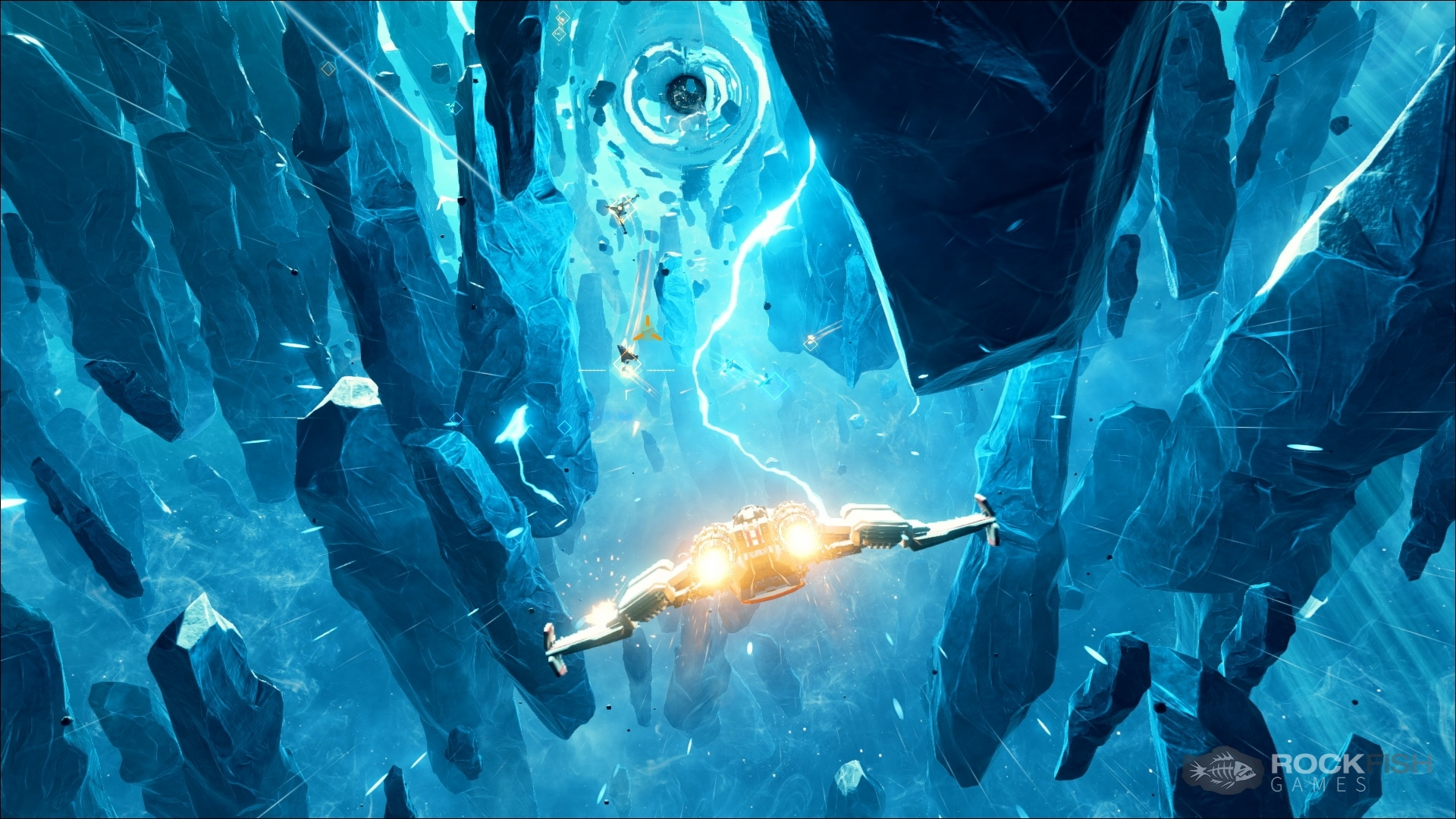 'Everspace' Promises Dazzling Space Combat, Heading for Kickstarter Success with VR Support