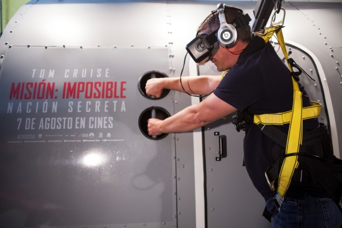 mission impossible vr