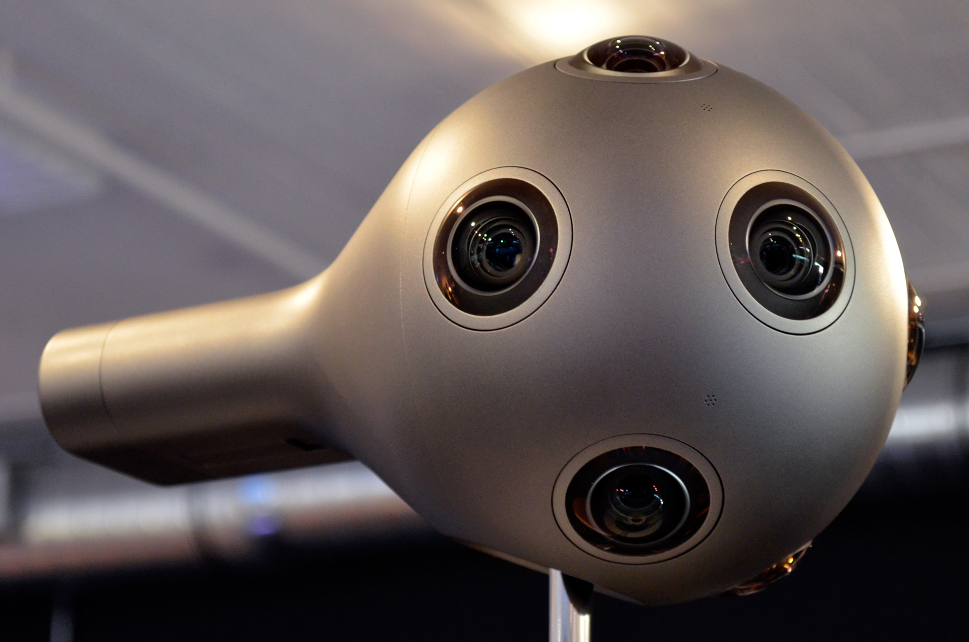 Nokia Launches OZO Player SDK to Build Cross-platform VR Video Apps