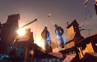 Dead and Buried's Journey from Gear VR to Oculus Touch Flagship Game