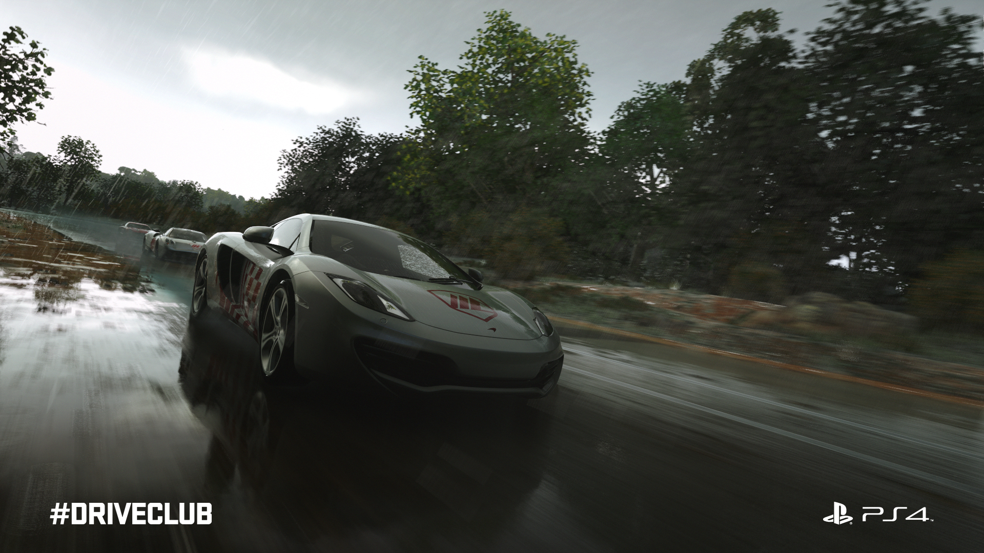 DriveClub VR Will Launch With The PlayStation