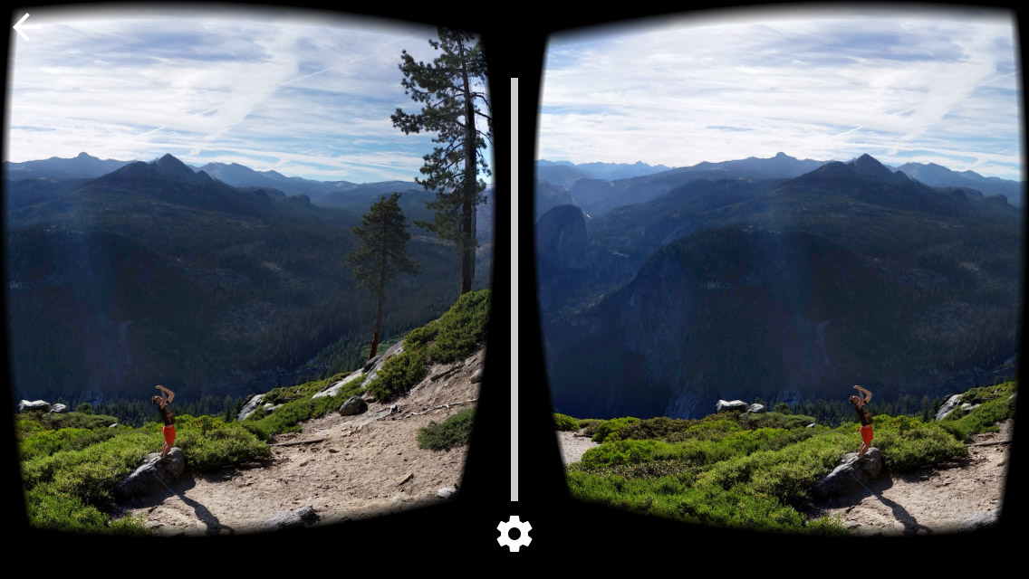 street view on iphone view gets cardboard vr support on iphone 16210