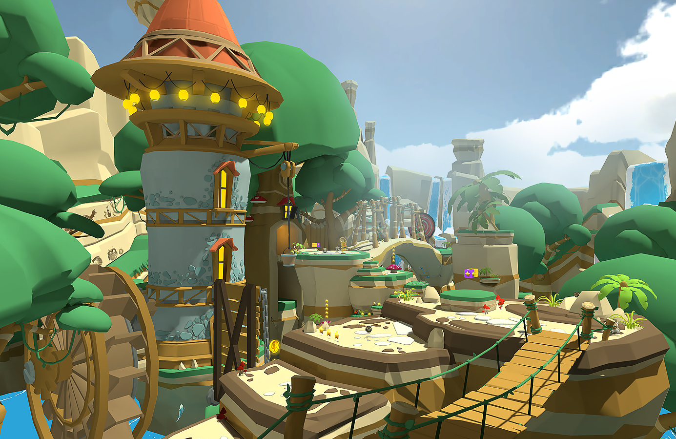 Lucky's Tale Developer Playful Gets $25M Investment – Road to VR