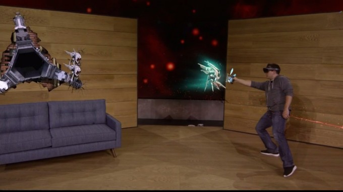 project xray hololens action