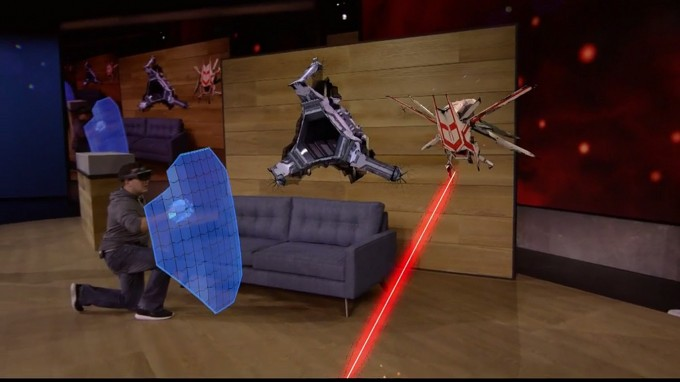 project xray hololens shield