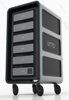 The Lytro Immerge Server
