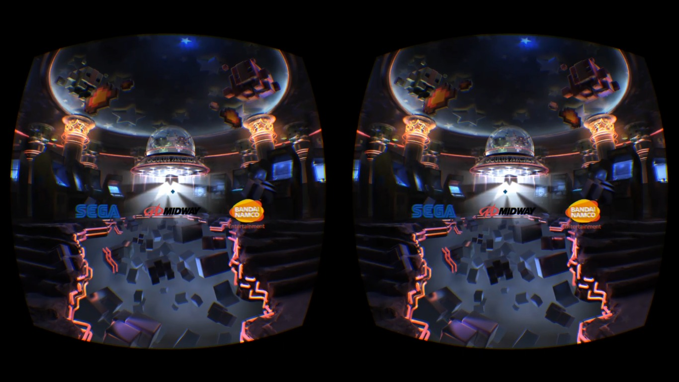 Oculus Arcade Now Available on All Gear VR With 21 Titles