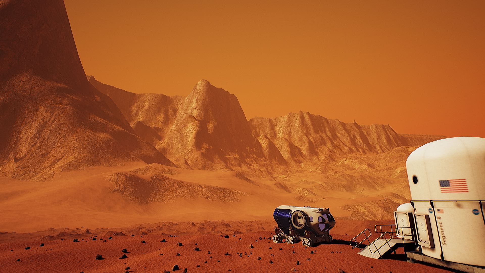 NASA is Creating a VR Mars Mission, 'Mars 2030 Experience'