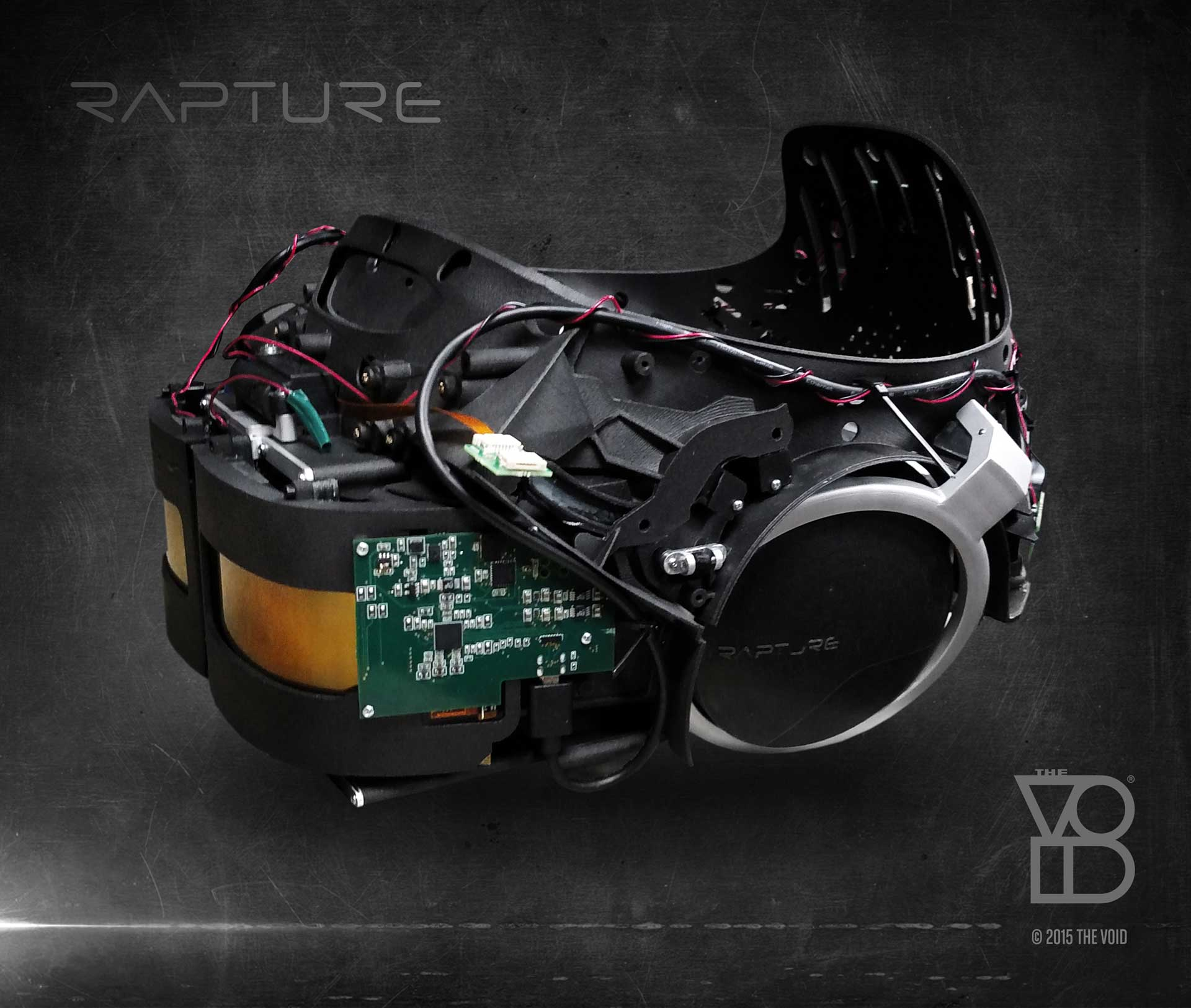 First Look The Void S 2k Rapture Vr Headset
