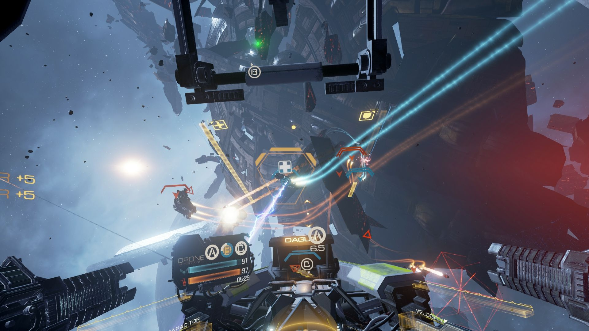 Preview – EVE: Valkyrie is the First 'Must Have' VR Game