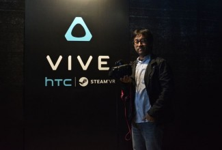 See Also: HTC Vive VR Headset Gets New Branding as Tour Visits Taiwan