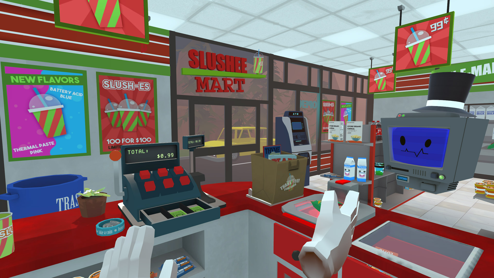 39 job simulator 39 coming to playstation vr from owlchemy labs for Online house builder simulator