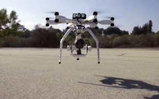 nokia-ozo-drone-flight