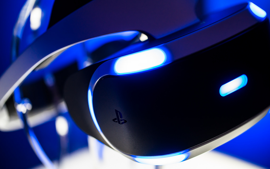 PlayStation VR to Get Improved Tracking and 3D Blu-ray Playback in Next PS4 Update
