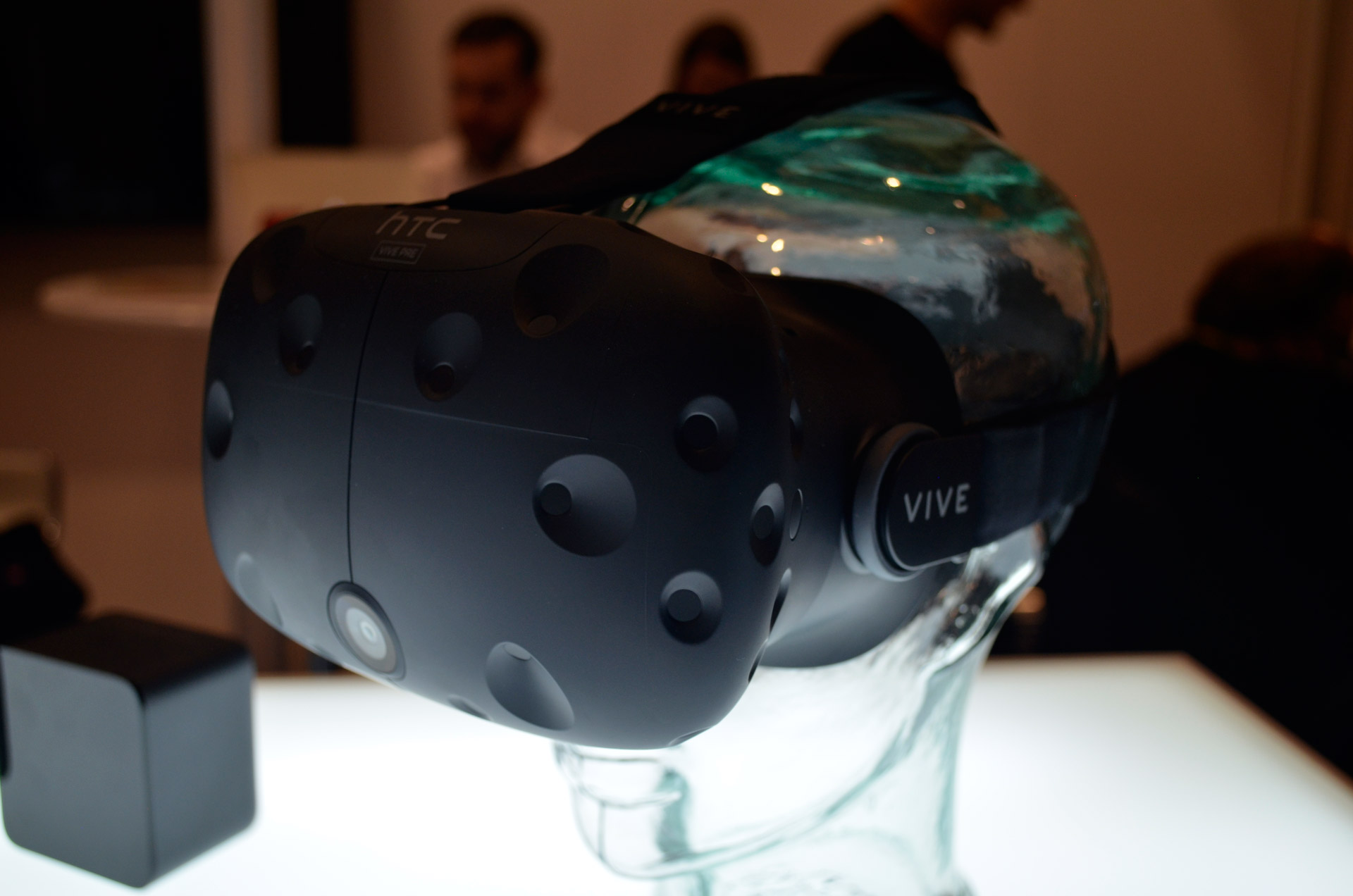 HTC Vive Pre Makes Notable Improvements Across the Board
