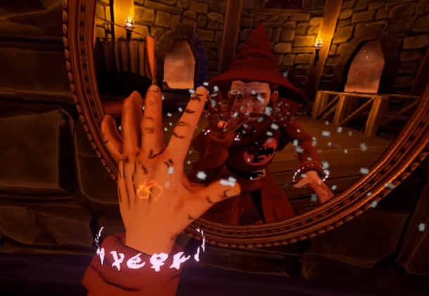 Spellbound' Lets You Cast Virtual Magic with your Real Hands ...