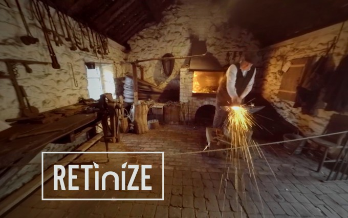 Retinize Blacksmith logo