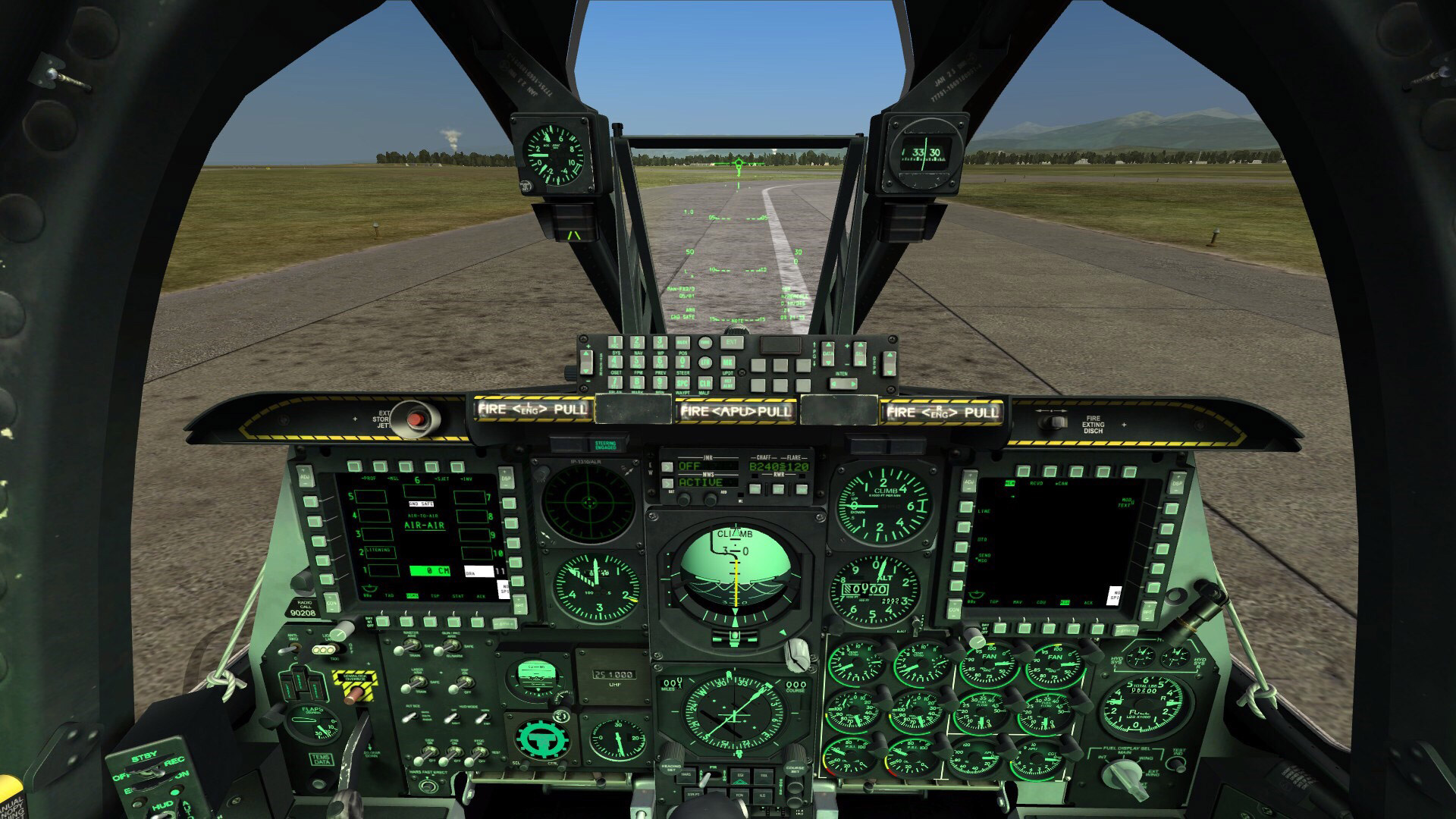 DCS World' Flight Sim Gets Improved Oculus Rift Support