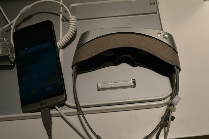 The Good, the Bad and the 'Meh' of LG 360 VR – Road to VR