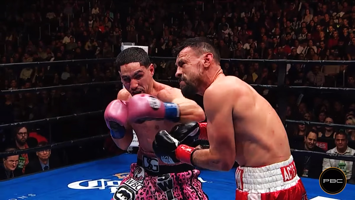 Boxing Match Shows Us the Sweet Spot for VR Broadcasting